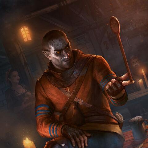 Ґонтер О'Дімм у грі «Ґвент: Відьмацька карткова гра»