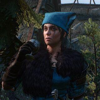 Clan Tuirseach warrior 1