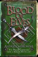 Blood of Elves UK