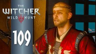 Kingslayer - The Witcher 3 DEATH MARCH! Part 109 - Let's Play Hard