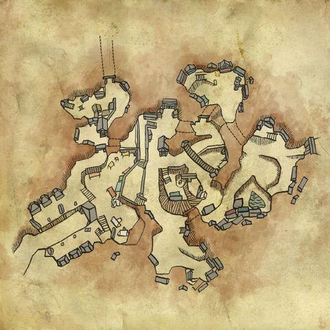  Map of Vergen