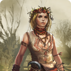 Keira's gwent card art