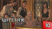 Witcher 3 Emperor Emhyr, Ciri & Shaving - Gameplay & Story Walkthrough 10 PC