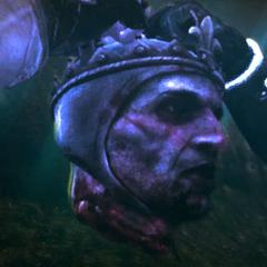 Demavend's head in <a href=