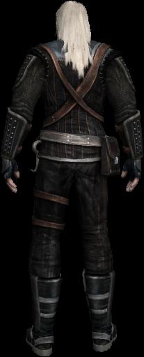 Geralt 4 back