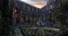 TW3 castle garden