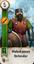 Tw3 gwent card face Mahakaman Defender 4