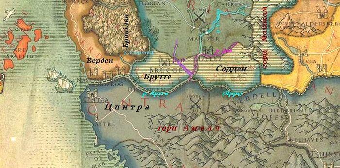 КартаІнаХотля О