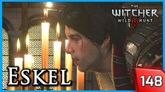The Witcher 3 ► Eskel's Quest at Kaer Morhen 148 PC