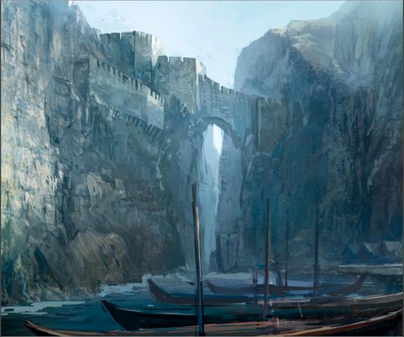 File:Kaer Trolde fortress recent concept-art.png