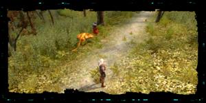 Scenes Geralt with hierophant