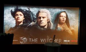 Fan Experience theater screen