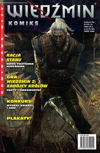 TW2 cover PL comic-racja stanu 2