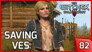 The Witcher 3 - Saving Ves and Sparing the Nilfgaardian Soldier - Story and Gameplay 82 PC