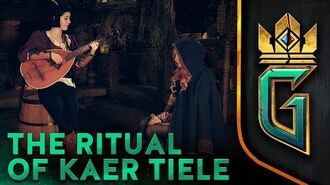 The Ritual of Kaer Tiele