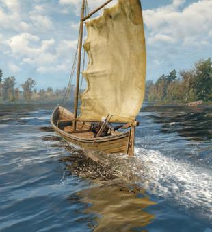 Tw3 boat