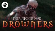 What are Drowners? The Witcher 3 Lore - Drowners