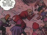 Seven gnomes