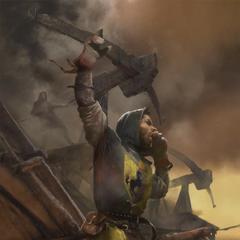 Kaedweni Siege Master in <i><a href=