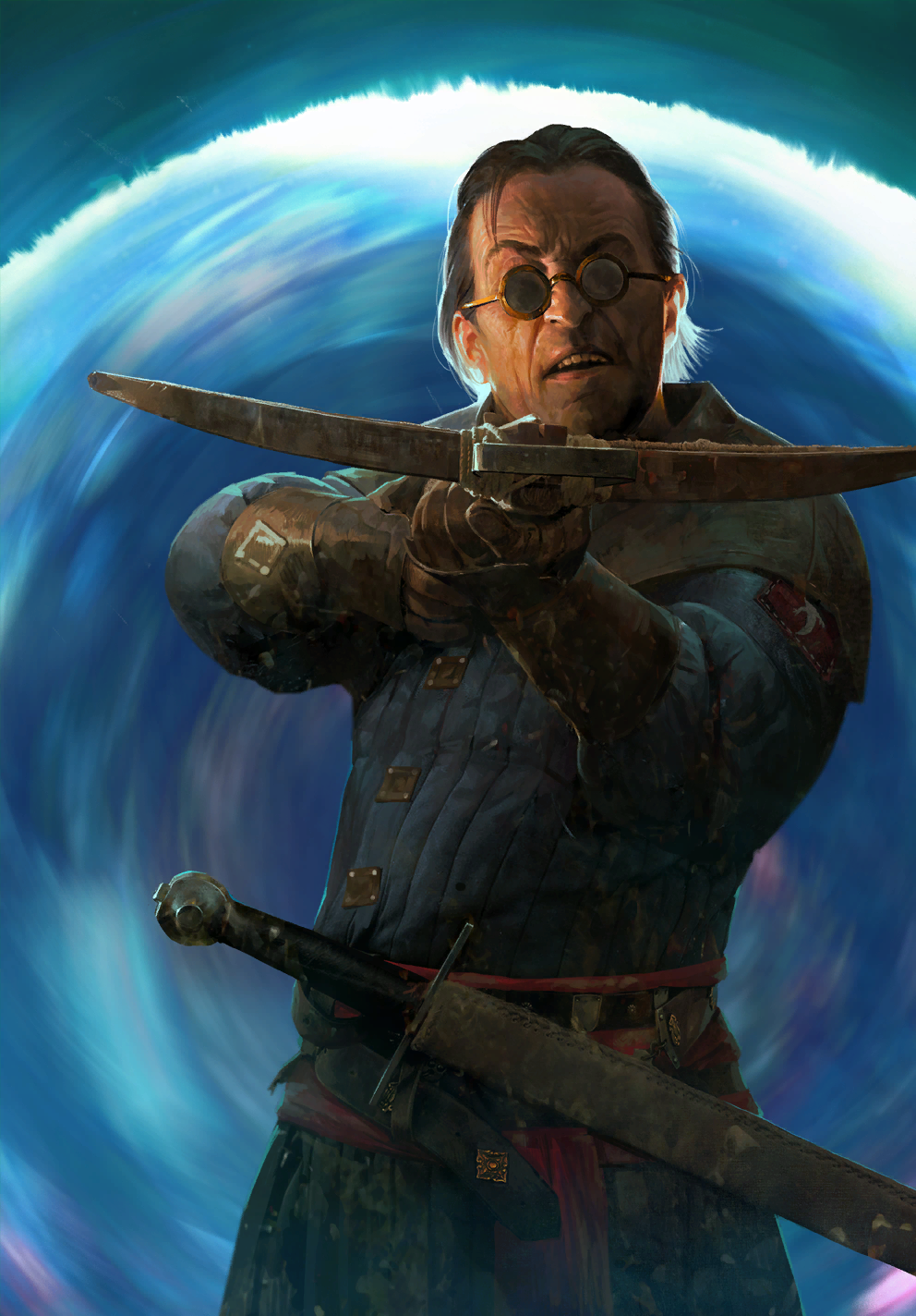 Gwent cardart syndicate the professor