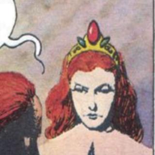 Адда в оригінальних коміксах, <i>Відьмак</i>