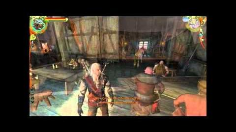 The Witcher A Most Uncommon Wine (Hard) HD