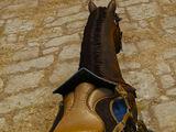 Ofieri stock saddle