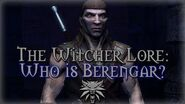 Legends of The Witcher Who is The Witcher Berengar?-0
