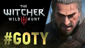 The Witcher 3 Wild Hunt - GAME OF THE YEAR Edition announcement