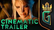 GWENT The Witcher Card Game Cinematic Trailer