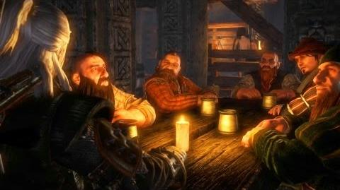Subterranean Life (The Witcher 2) Full HD
