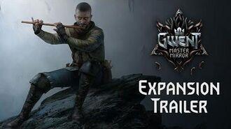 GWENT Master Mirror Expansion Trailer
