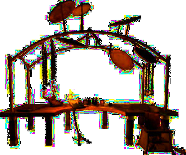 Alchemy workbench