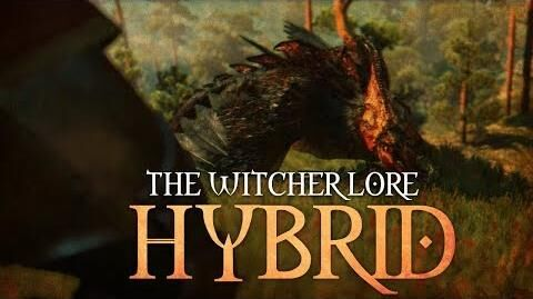 What are Hybrids? The Witcher 3 Lore - Hybrids