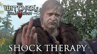 Witcher 3 Shock Therapy - How To Restore the Mute Druid's Voice