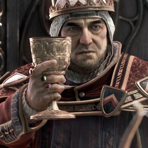 Демавенд у трейлері до гри «Відьмак 2: Вбивці Королів»