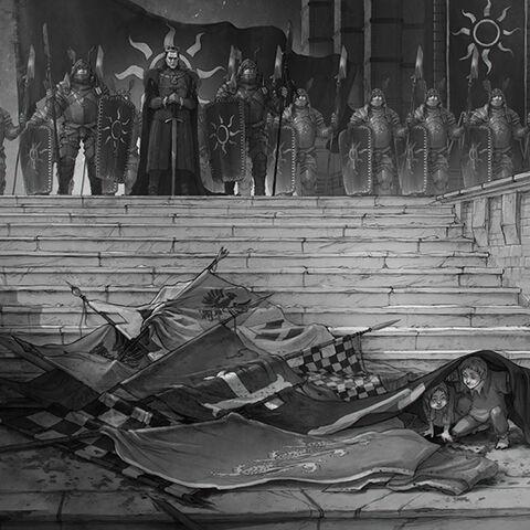 Перемога Емгира у Третій Північній Війні