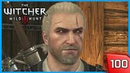 The Witcher 3 - Cabaret Race - Story & Gameplay Part 100 PC