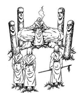 Gra Wyobrazni druids