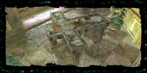 Sabrinas Vivisection Table