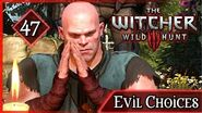 Witcher 3 - Forcing Lothar to Abandon his Wife and Son - Evil Choices 47