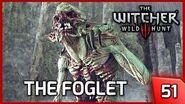 Witcher 3 Foglet, the Swamp Thing Contract - Story & Gameplay Walkthrough 51 PC