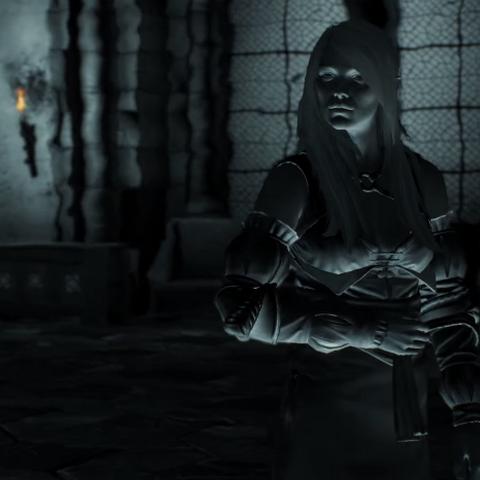 Іда Емен у грі «Відьмак 3: Дикий Гін»