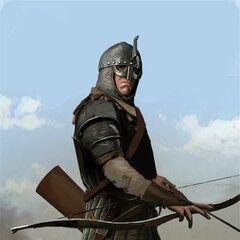 Нільфгардський лучник