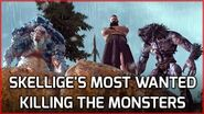 The Witcher 3 Killing The Monsters - Skellige's Most Wanted DLC