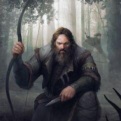 Clan Brokvar Hunter