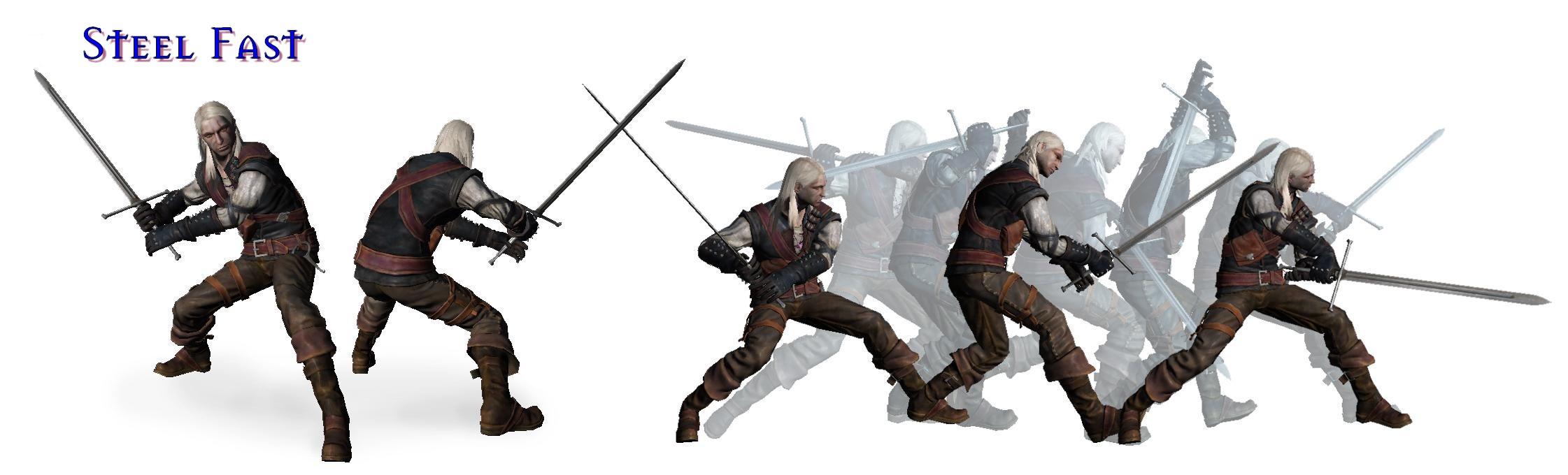 Witcher fighting styles | Witcher Wiki | FANDOM powered by Wikia