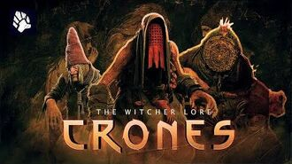 What Are Crones? - Witcher Lore - The Crones of Crookbag Bog