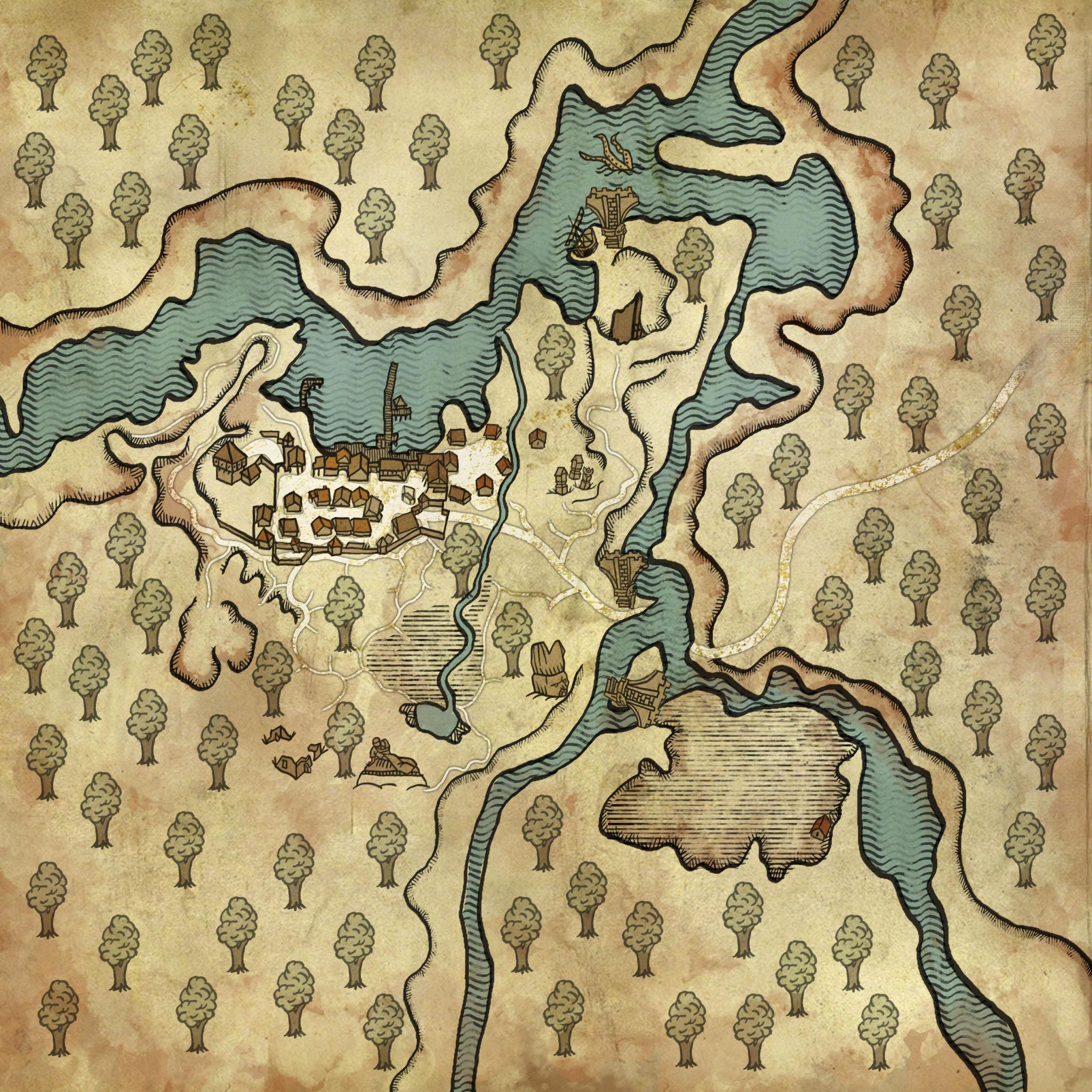 Carte de Flotsam