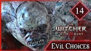 Witcher 3 - Killing the Baron's Baby & Letting a Man Burn - Evil Choices 14